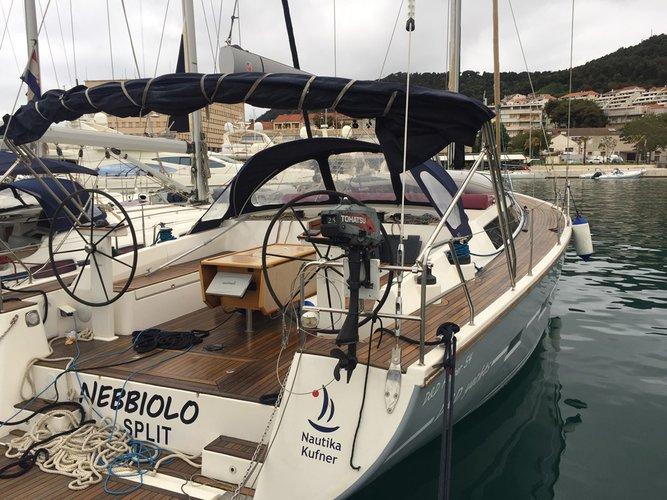 D&D Yacht's 54.0 feet in Split region