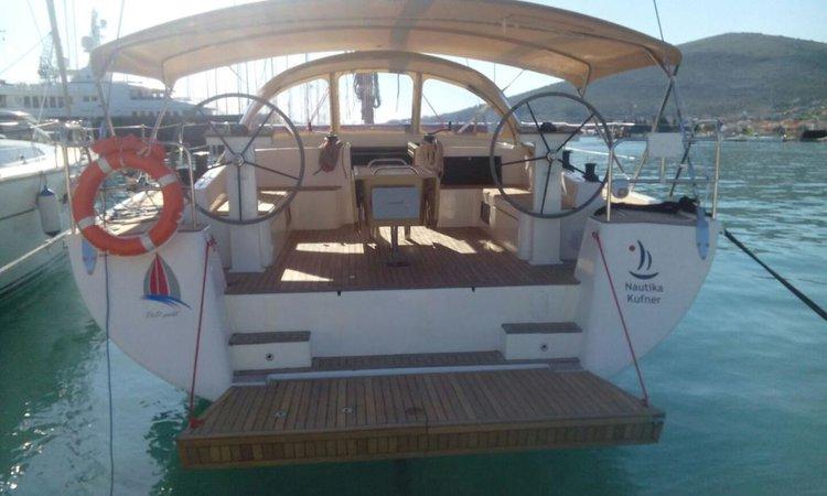 Boat for rent D&D Yacht 54.0 feet in Marina Kornati, Biograd, Croatia