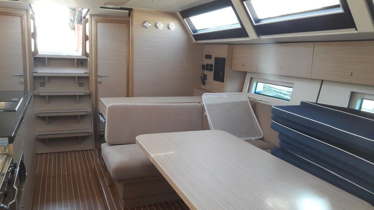 Up to 12 persons can enjoy a ride on this Other boat