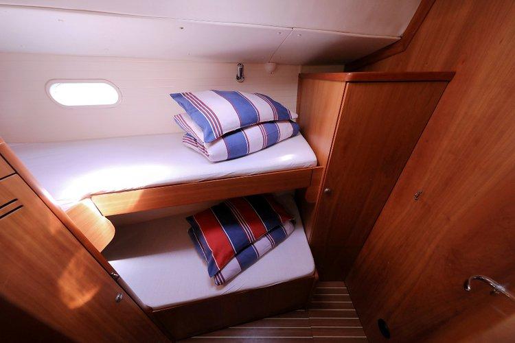 Discover Zadar region surroundings on this Delphia 47 Delphia Yachts boat