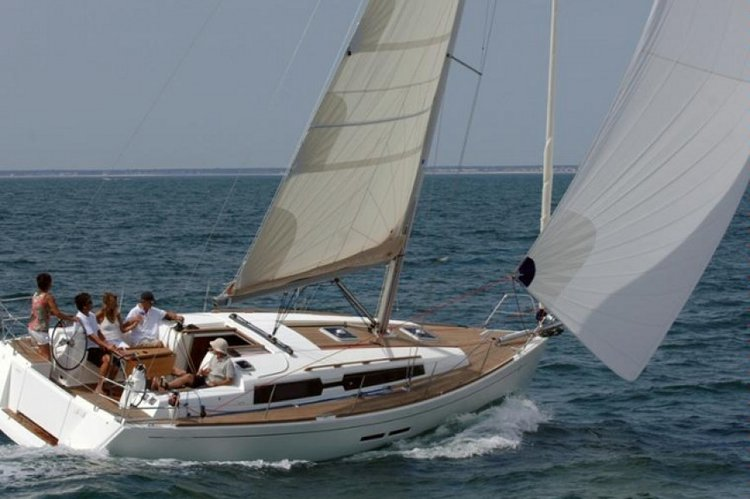 Explore Stockholm County on this beautiful sailboat for rent