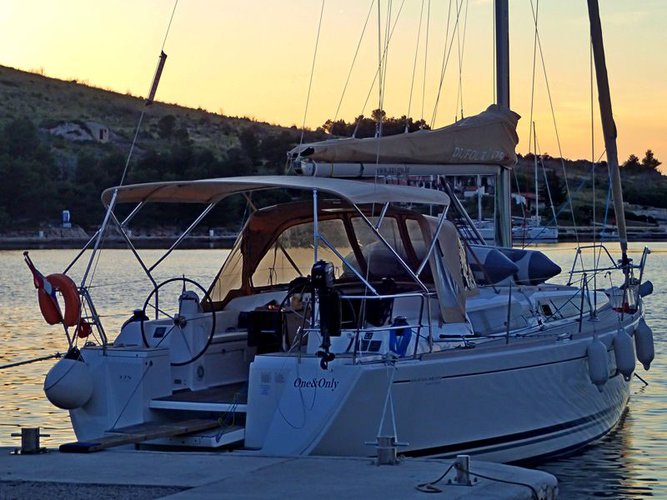 The best way to experience Zadar region, HR is by sailing