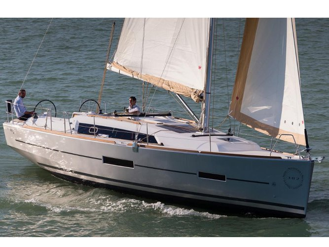 All you need to do is relax and have fun aboard the Dufour Yachts Dufour 382