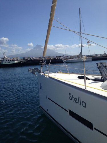 Boating is fun with a Dufour Yachts in Azores