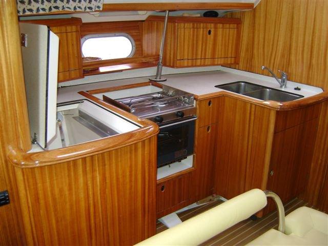 Boat for rent Dufour Yachts 42.0 feet in Marina Split - ACI , Croatia