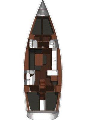Boat for rent Dufour Yachts 44.0 feet in Marina Kastela, Kastela, Croatia