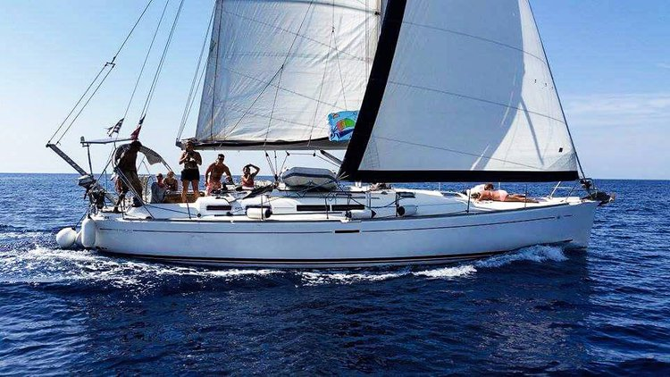Boat for rent Dufour Yachts 45.0 feet in Cyclades, Greece