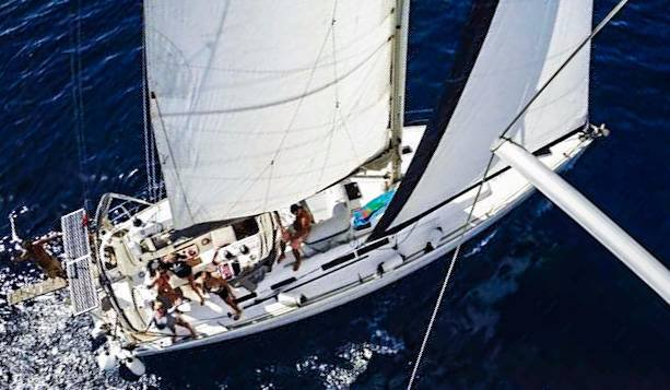 Boating is fun with a Dufour Yachts in Cyclades