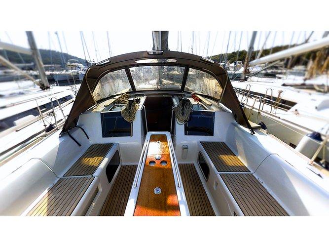 Dufour Yachts's 46.0 feet in Šibenik region