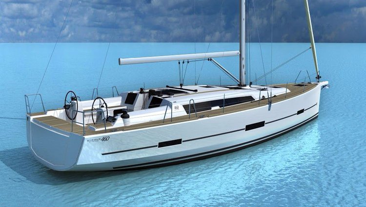 All you need to do is relax and have fun aboard the Dufour Yachts Dufour 460 GL