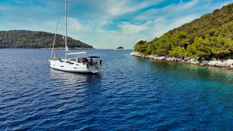 Boating is fun with a Dufour Yachts in Split region
