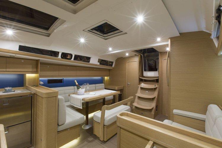 Dufour Yachts boat for rent in Zadar region