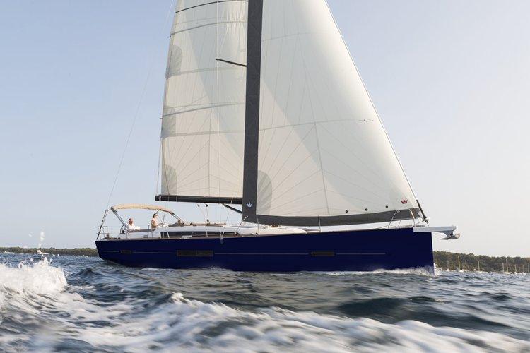 49.0 feet Dufour Yachts in great shape