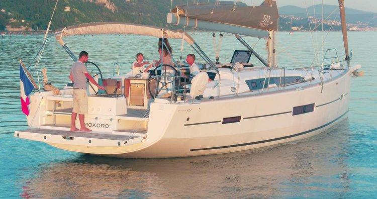 Dufour Yachts's 49.0 feet in Split region