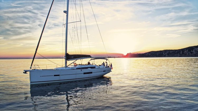 This 49.0' Dufour Yachts cand take up to 12 passengers around Split region