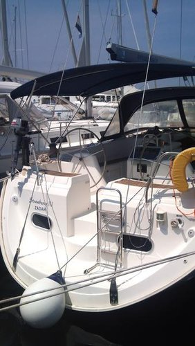 Discover Zadar region surroundings on this Gib Sea 51 Dufour Yachts boat