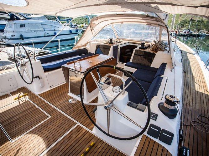 Dufour Yachts's 56.0 feet in Šibenik region
