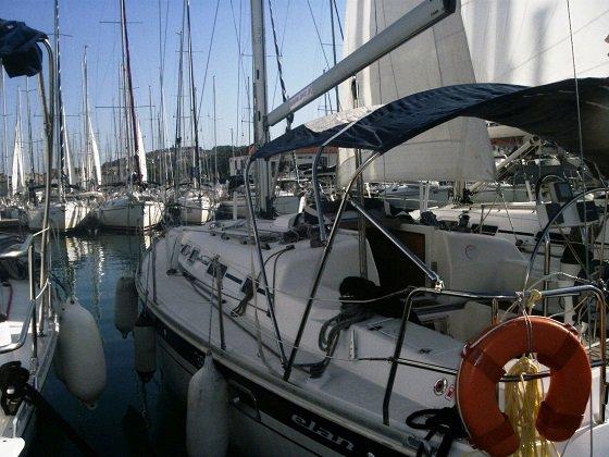 Jump aboard this beautiful Elan Elan 36