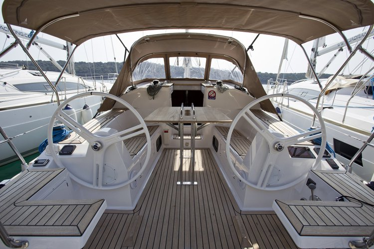 Boat for rent Elan Marine 34.0 feet in Marina Mali Losinj, Croatia