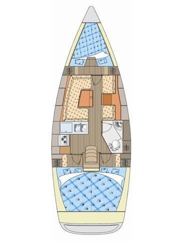 Boat for rent Elan Marine 34.0 feet in Marina Betina, Murter, Croatia