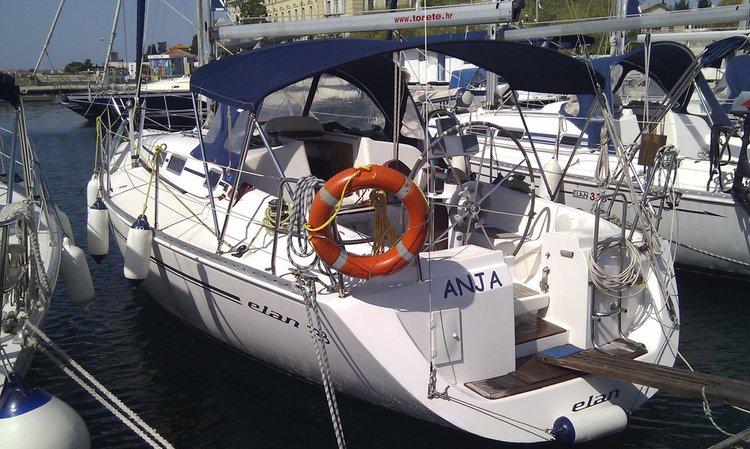 Experience Zadar region on board this elegant sailboat
