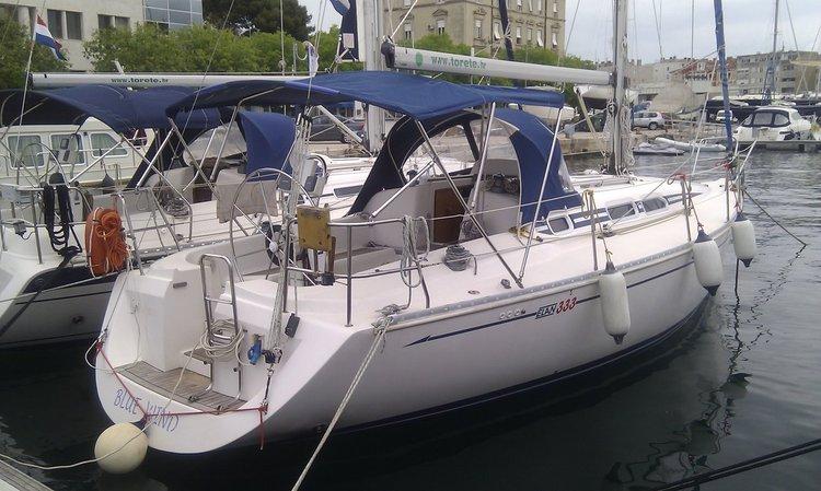 34.0 feet Elan Marine in great shape