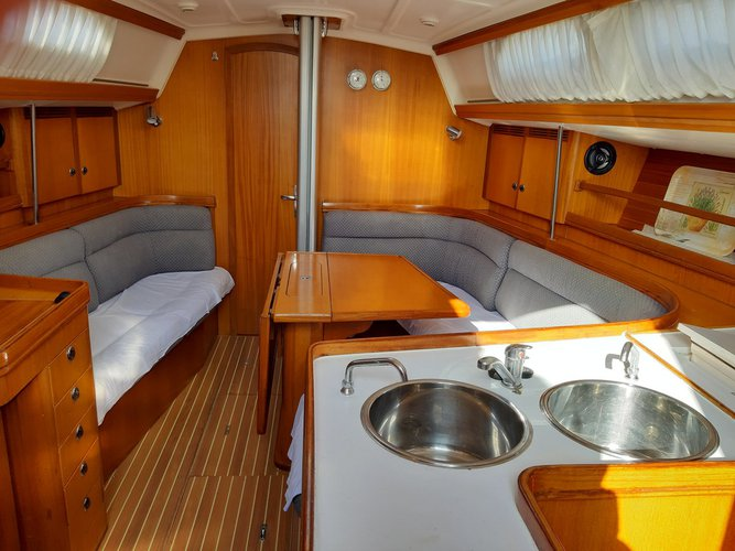 Boat for rent Elan Marine 40.0 feet in Marina Tankerkomerc, Zadar, Croatia