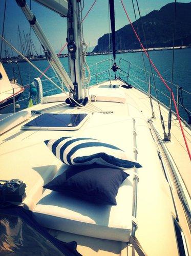 Sail  waters on a beautiful Elan Marine Elan 45