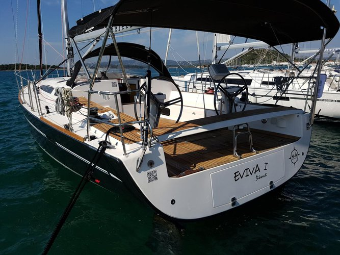 Boating is fun with a Elan Marine in Šibenik region