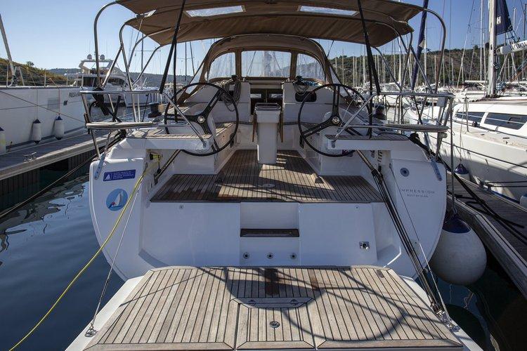 Elan Marine boat for rent in Split region