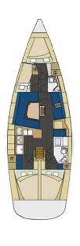 Discover Split region surroundings on this Elan 444 Impression Elan Marine boat