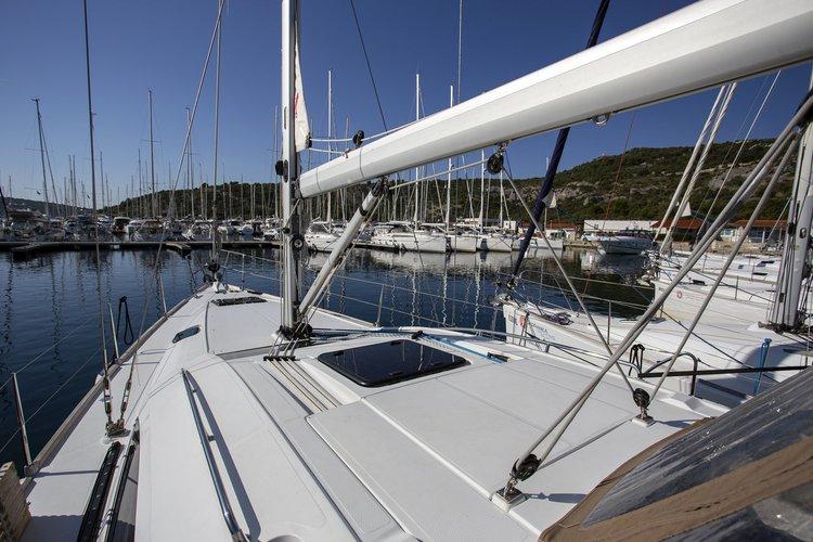 Boat for rent Elan Marine 45.0 feet in Yachtclub Seget (Marina Baotić), Seget Donji, Croatia