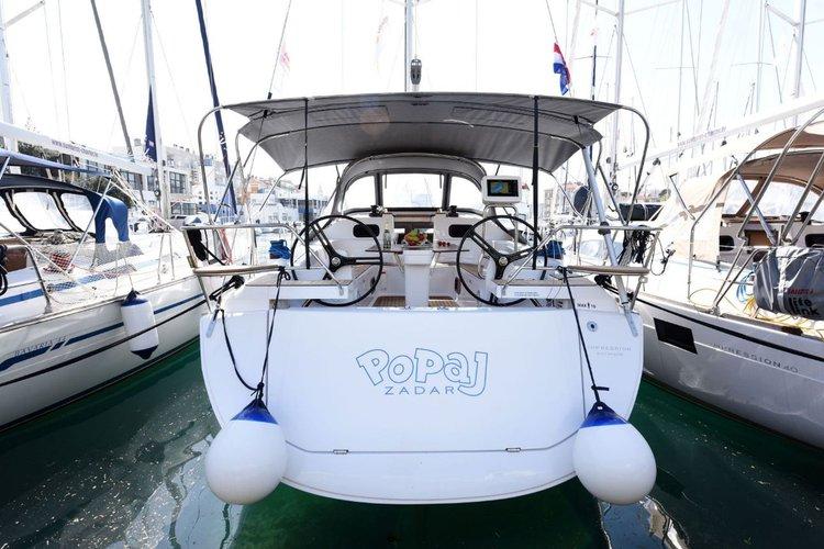 Climb aboard this Elan Marine Elan Impression 45 for an unforgettable experience