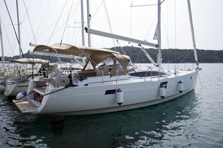 Boat for rent Elan Marine 49.0 feet in Marina Mali Losinj, Croatia