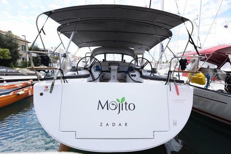 Elan Marine's 49.0 feet in Zadar region
