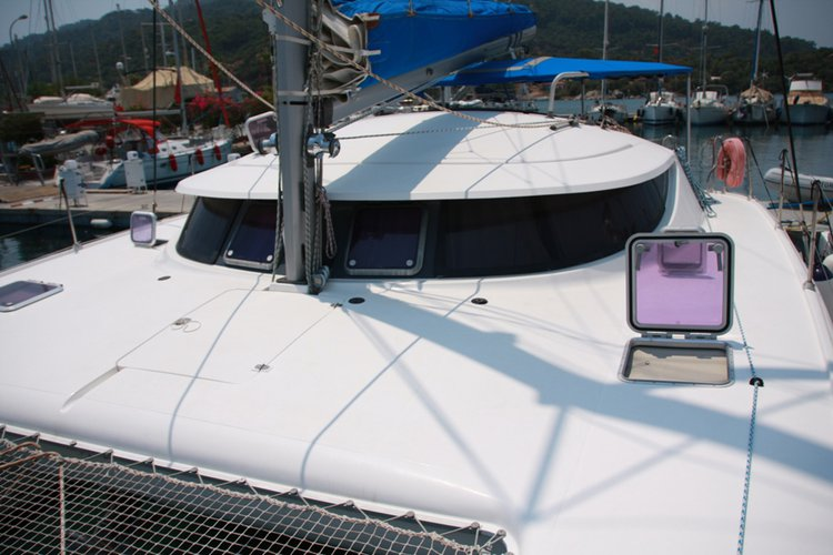 Boat for rent Fountaine Pajot 38.0 feet in Marmaris Yacht Marina, Turkey