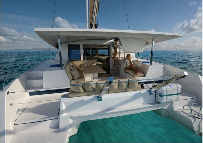 Discover Split region surroundings on this Fountaine Pajot Lucia 40 Fountaine Pajot boat