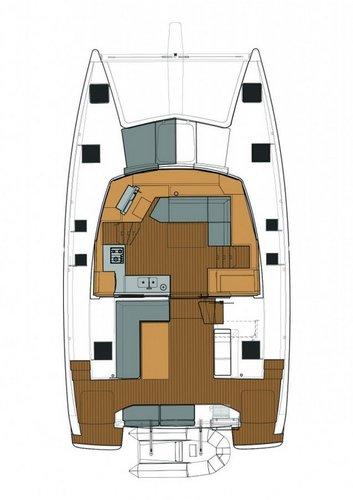 Boating is fun with a Catamaran in Zadar region
