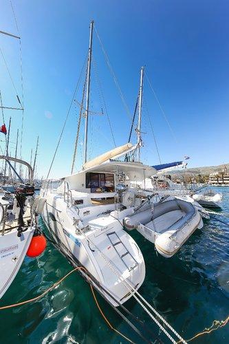 Boat for rent Fountaine Pajot 39.0 feet in Marina Trogir - SCT, Croatia