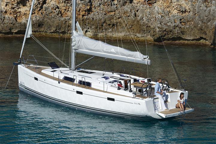 Hanse Yachts's 40.0 feet in Split region