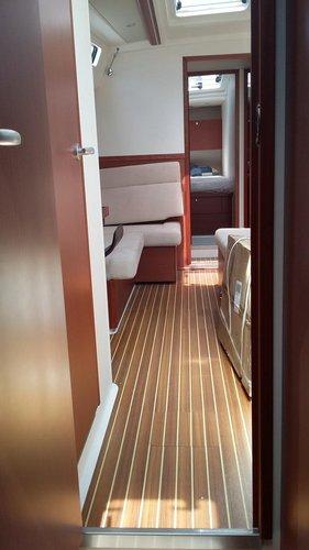 Hanse Yachts boat for rent in Kvarner