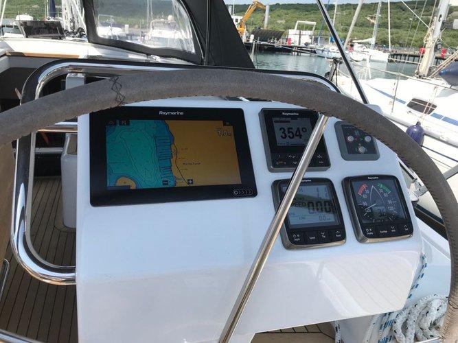 Boat for rent Hanse Yachts 45.0 feet in Marina Punat (Krk), Croatia