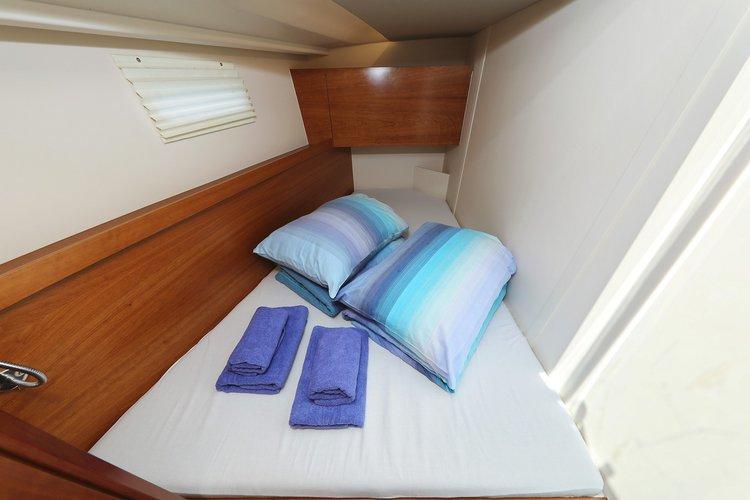 Boat for rent Hanse Yachts 50.0 feet in Marina Kastela, Kastela, Croatia
