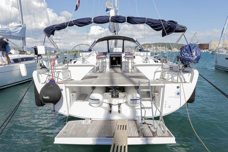 Hanse Yachts's 56.0 feet in Split region