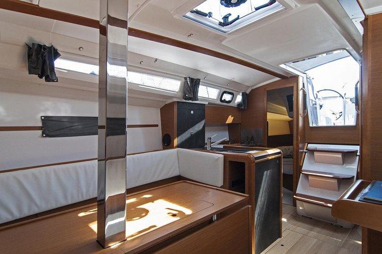 Discover Split region surroundings on this Sun Odyssey 349 Jeanneau boat