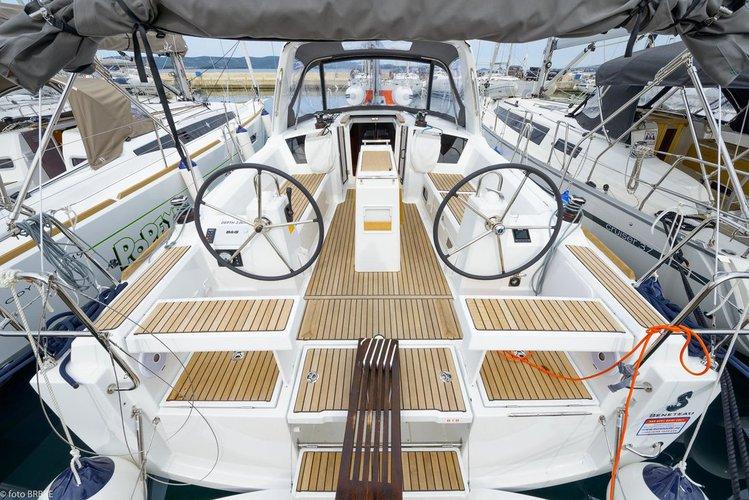 Boat for rent Jeanneau 33.0 feet in Marina Kornati, Biograd, Croatia