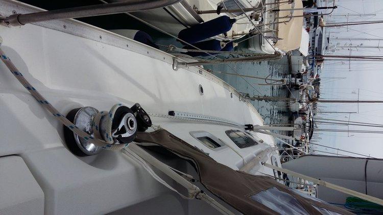 Jeanneau's 35.0 feet in Ionian Islands