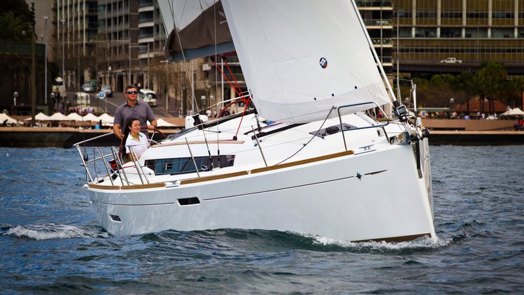 This sailboat charter is perfect to enjoy Istra