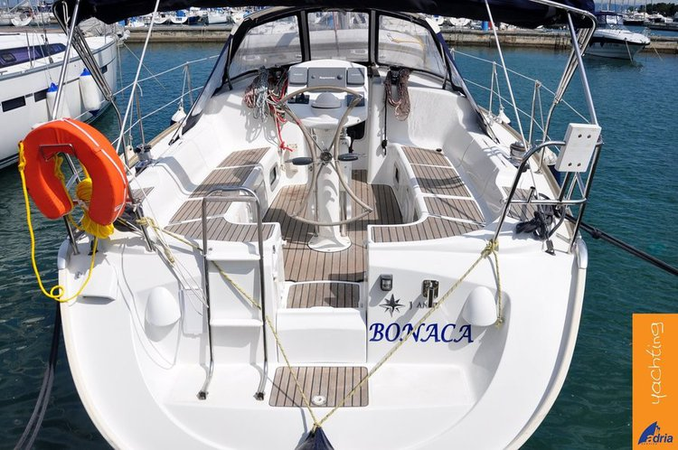 Get on the water and enjoy Primorska  in style on our Jeanneau Sun Odyssey 37