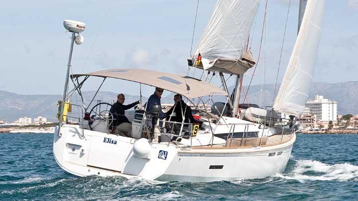 Jeanneau's 40.0 feet in Balearic Islands